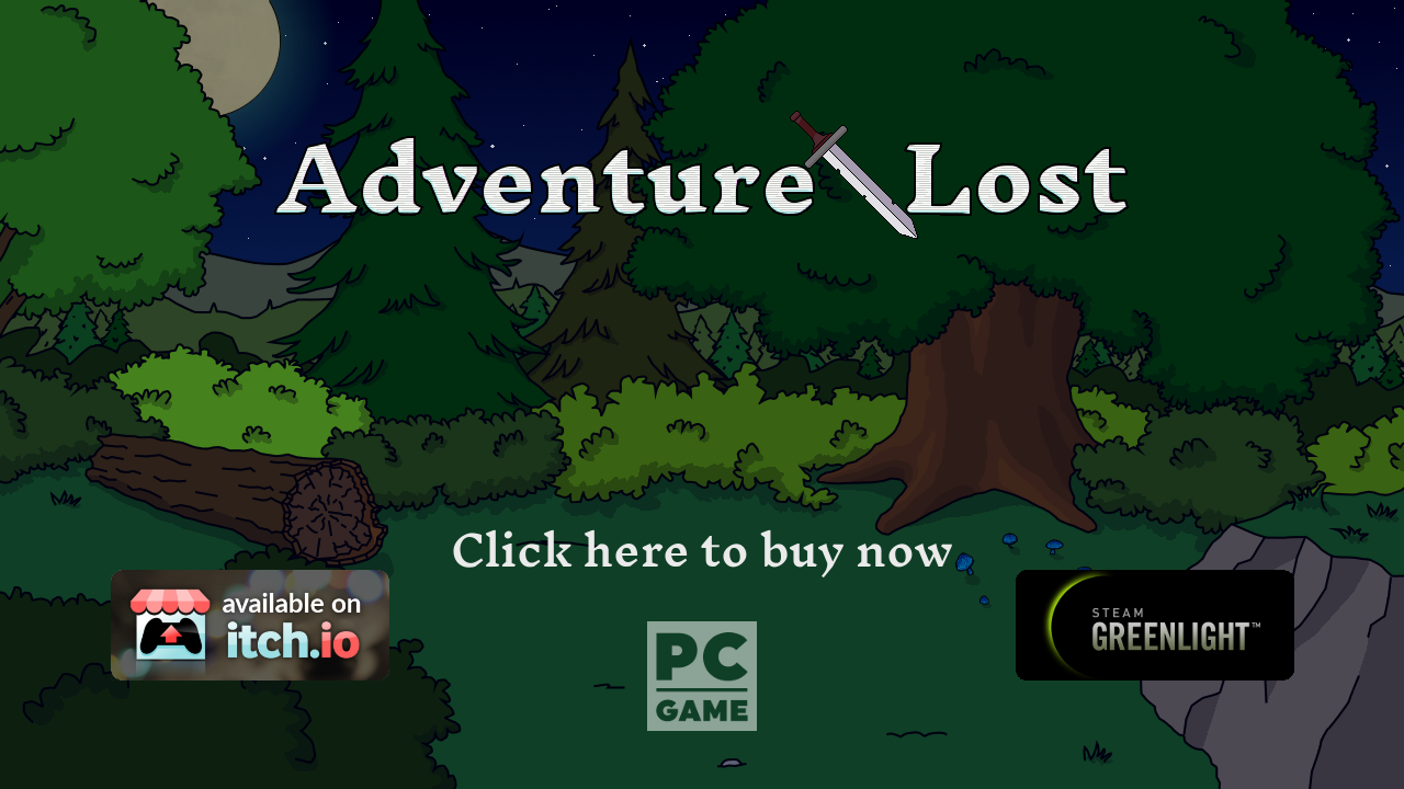 Adventure: Lost Screenshot 1